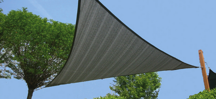 Sluneční plachty