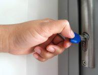 Key Door Opening Door Lock