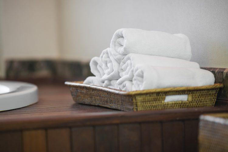 Towel White Cleaning Hygiene - Engin_Akyurt / Pixabay