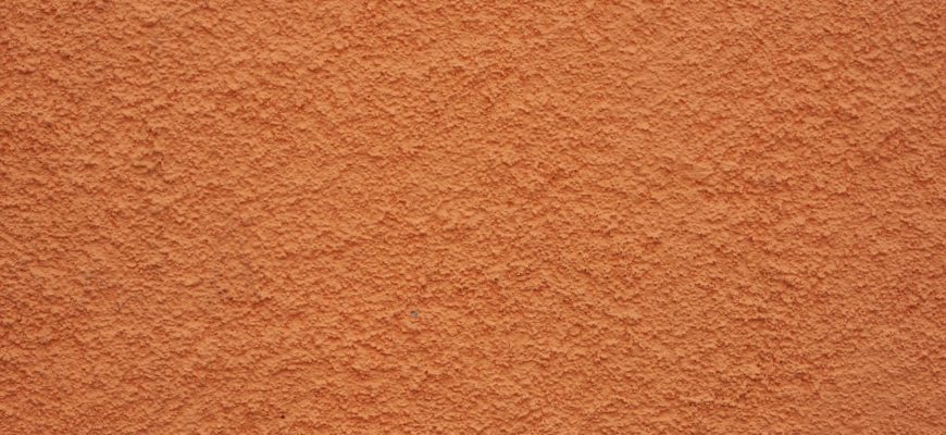 Wall Stone Orange Plaster Cement  - Engin_Akyurt / Pixabay