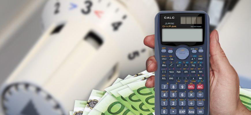Cost Calculator Euro Dollar Money  - geralt / Pixabay