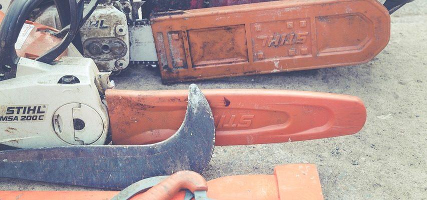 Chainsaw Saw Hack Wood Harvest  - markusspiske / Pixabay