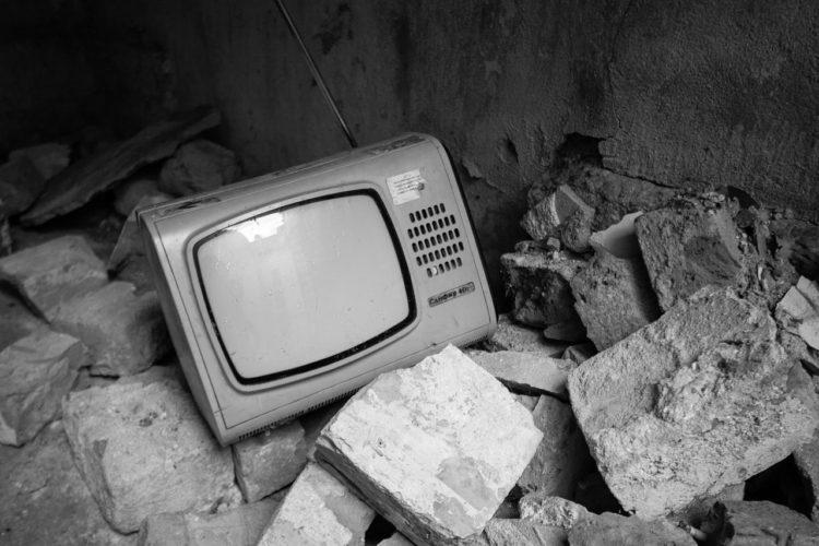 City Tv Dump City %E%%B%E%%Bdump  - gdemoiyogurt / Pixabay