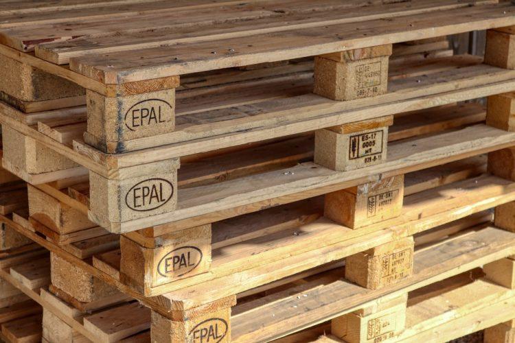 Pallets Wood Transport Euro Pallets  - planet_fox / Pixabay