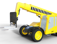 Stock Raise Forklift Machine  - lppicture / Pixabay