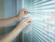 Blinds Hands Cleaning Female Clean  - Khaligo / Pixabay