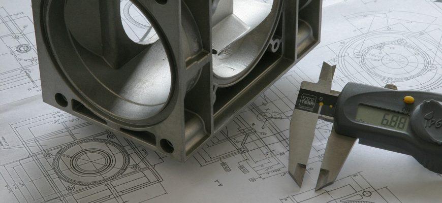 Engineer Drawing Blueprint  - Waldrebell / Pixabay